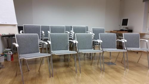 Konverentsisaali toolid